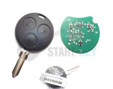 Clé Funkschlüssel Boîtier 1 touche brut pour Smart Fortwo 450