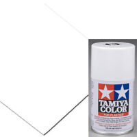 Tamiya TS-26 White Lacquer Spray Paint 3 oz