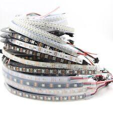 5V WS2812B Led Strip 5050 RGB 30/60/144 Pixels Dream Color Smart LED Addressable