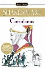 Coriolanus (signet Classics): By William Shakespeare