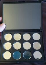 Black Empty DIY Eyeshadow Palette Magnetic Tray Holder Case-Great Gift! GLOBAL!