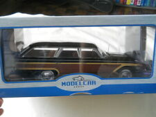 1960 Ford Country Squire MCG Model Car Group Black 1:18 DIECAST