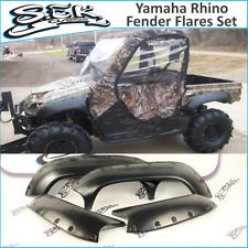 Yamaha Rhino Fender Flares Set Rhino 450 660 700 Fender Flares Set YXR