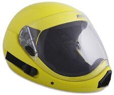 ~ Phantom XV Full Face Helmet, MEDIUM (MED), YELLOW ~