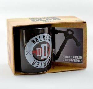 3D Mugs MG1202 The Walking Dead  3D Daryl Gift Boxed Mug, Clearance.
