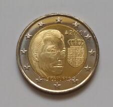 Luxembourg 2010 pièce de 2 euro commémorative neuve