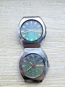SLAVA Watch for Spare or Repairs Vintage USSR Watch.# 50