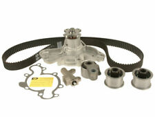 For 1988-1991 Mazda 929 Timing Belt Kit and Water Pump Gates 88663GW 1989 1990