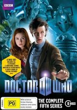 Doctor Who : Series 5 (DVD, 2013, 6-Disc Set)