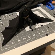 Custom Wired Cape For Mafex Batman Begins Action Figure (Cape Only)