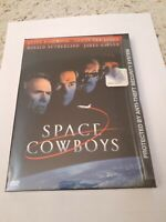 Space Cowboys  Brand New Sealed DVD Free Shipping.