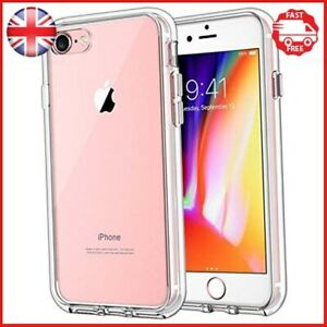 JETech 3421A- Case for Apple iPhone 8 and iPhone 7 Shock-Absorption Bumper HD