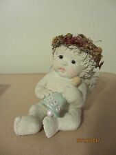 Dreamsicles Angel Cherub 1995 Bell New Year'S Eve Members Only