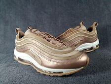Nike Air Max 97 Ultra 17 Bronze Gold UK Size 7 EU 41 VGC  Authentic