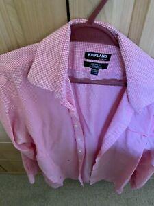"""Men's Kirkland Shirt 17"""""""