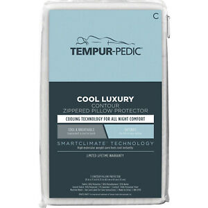 Tempur-Pedic Cool Luxury Pillow Protector (Assorted Sizes)