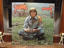 John Denver Spirit  FIRST PRESS Excellent Vinyl LP Ultrasonically Cleaned Lyric