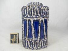 "70´s Ilse Stephan design Schlossberg Keramik "" Capri "" Fat Lava vase 267 - 20"