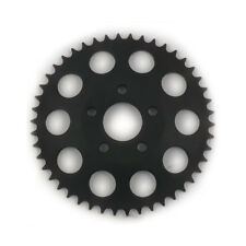 ROUE à chaîne,Pignon,Pignon/GALET arrière 48 dents noir,pour Harley-Davidson FXR
