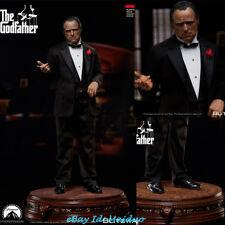 Blitzway BW-SS-20301 Godfather Figurine Vito Corleone Model Marlon Brando 1/4