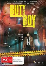 Butt Boy (DVD) NEW/SEALED