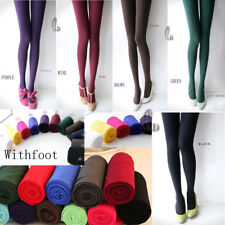 120D Opaque Withfoot/Stirrup/Footless Tights Pantyhose Stockings hos002