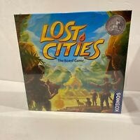 Lost Cities the Board Game Kosmos Brand New Sealed