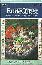 Ral Partha 25mm fig set: RUNEQUEST: Denizens of t/Viking Otherworld; new in Mint