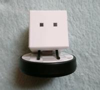 "Nintendo amiibo BOX BOY ""Hako Boy Qbby"" Nintendo Wii U Used 3DS Rare F/S Exc++"