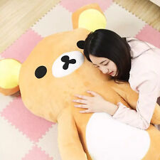 140cm San-x Rilakkuma Relax Bear CASE UNFILLED NO COTTON Plush Doll Toy Gift