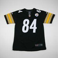 NIKE Pittsburgh Steelers Antonio Brown Football Jersey NFL Youth 10-12 Medium
