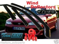 Opel / GM / Vauxhall Vectra B  4D 1996 - 2002 Wind deflectors  4.pc  HEKO  25332