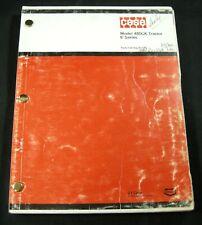 CASE 480CK B Series Tractor Parts Manual Book Catalog Construction King