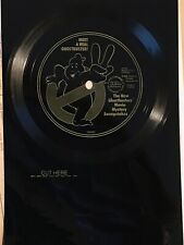 Real Ghostbusters 2 Ralston Purina Cereal Sweepstakes Vinyl Record 1989