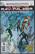 Countdown Presents: The Search for Ray Palmer: Wildstorm #1 (Nov 2007, DC) VF/NM