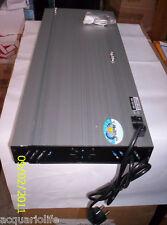 PLAFONIERA T5 4X39WT5 PER ACQUARIO 10000K-91CM