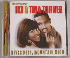 Very Best of Ike & Tina Turner [Prism Platinum] by Ike & Tina Turner (CD, May-19