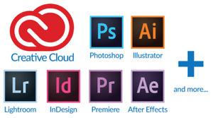 Adobe Creative Cloud EDU Access