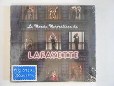 FRENCH MUSIC-HALL : LE MONDE MERVEILLEUX DE LAFAYETTE ★ CD ALBUM NEUF ★ PORT 0€
