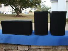 Awesome Carver Front Surround & Center Channel Speakers -  Free Shipping in U.S.