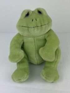 "Lou Rankin Happy Herbert Frog Dakin Plush Stuffed Animal 12"" Tall Retired"