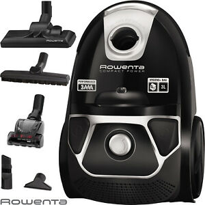 Rowenta Aspirateur de Sol Aspirateur Embout Parquet Mini-Turbodüse 750 Watt