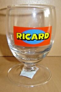 *RICARD LOGO BALLOON SHOT GLASS