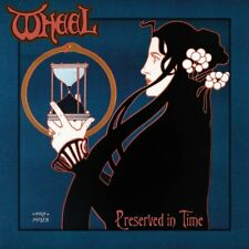 WHEEL - Preserved in Time (NEW*LIM.BLACK V*GER EPIC DOOM METAL*SOLITUDE AETURNUS