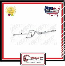 """MBRP Ford F-150 2.5"""" Cat Back, Dual Rear Exit, T409 2015-2016 # S5258409 #"""