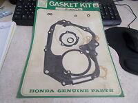 NOS OEM Honda Gasket Kit B 1970-1978 CT70 06111-098-010 06111-098-S02