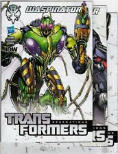 Transformers Generations - Hasbro Incentive Covers x3 - IDW