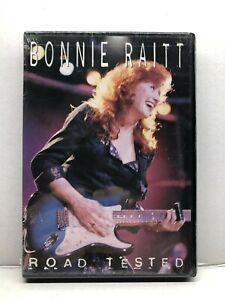 Bonnie Raitt - Road Tested (DVD, 2001) New Factory Sealed - Free Ship