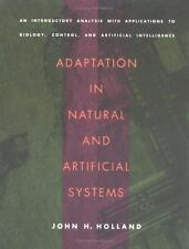 Adaptation in Natural and Artificial Systems: An Introductory Analysis with Appl