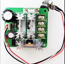6 - 90V 15A DC Motor Speed Controller Pulse Width PWM Speed Regulator Stock